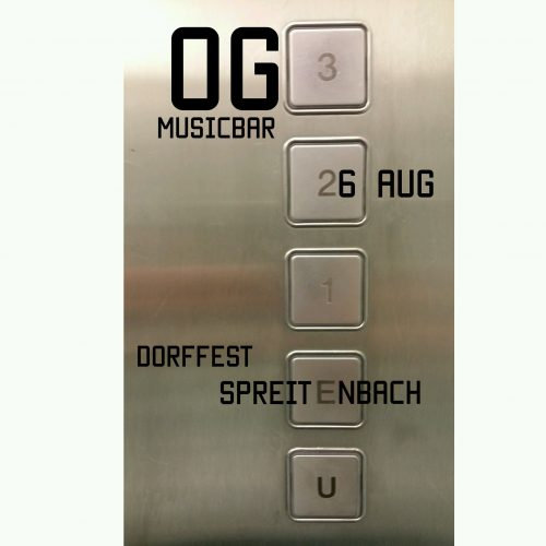 160825_Dorffest Spreitenbach Aug 16_extra flyer