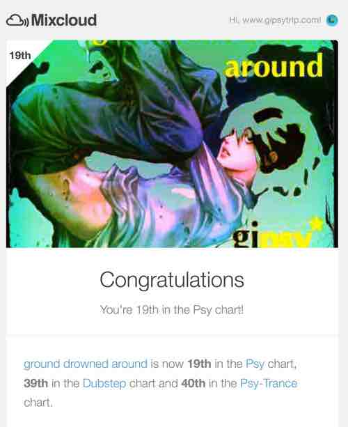 170103_40th Psy-Trance chart_ground drowned around