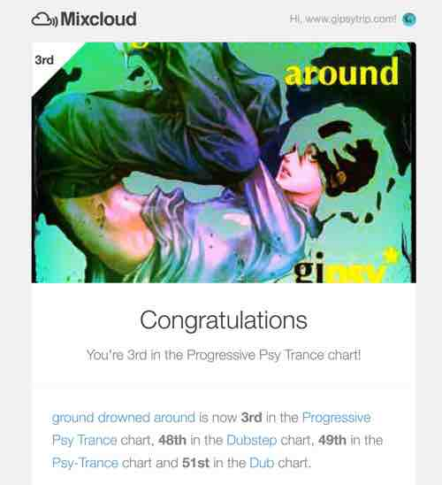 161231_49th Psy-Trance chart_ground drowned around
