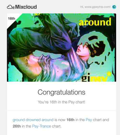 170107_26th Psy-Trance chart_ground drowned around