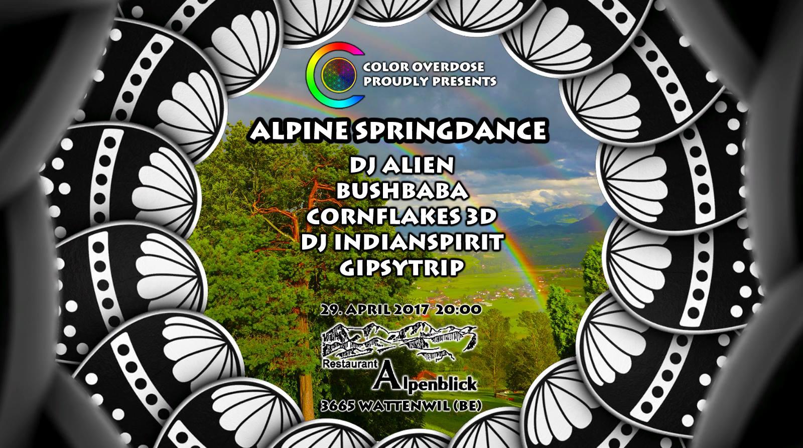 Alpine Spring Dance – Wattenwil
