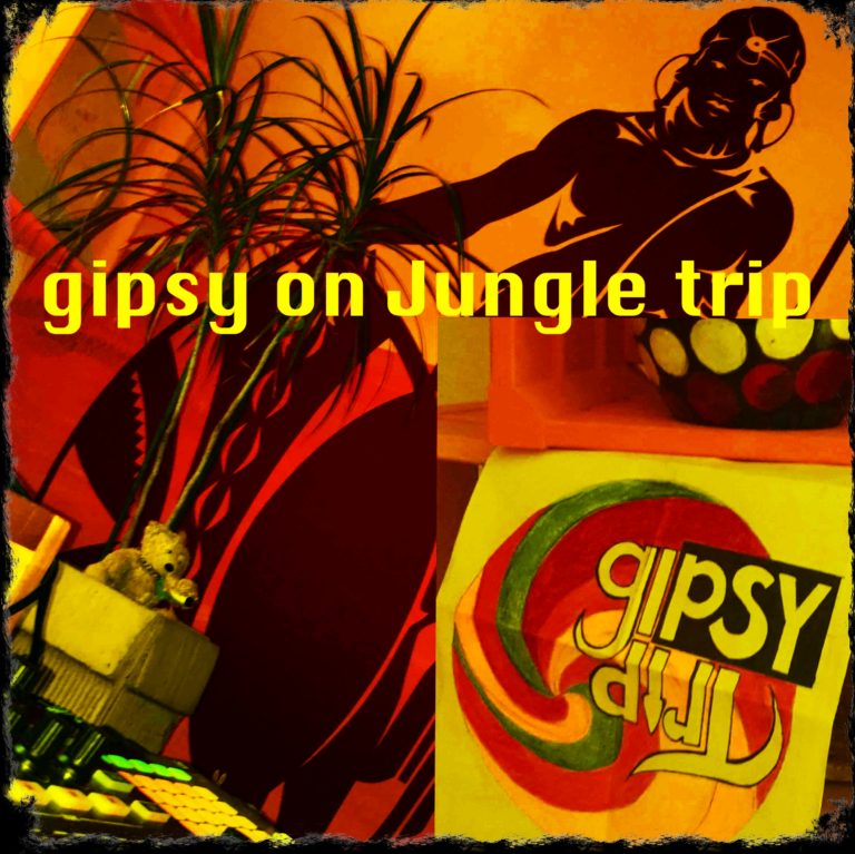 gipsy on Jungle trip – Jungle/Drum'n'Bass birthday bass up